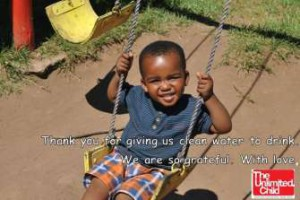 WWIF South Africa Partners with The Unlimited Child
