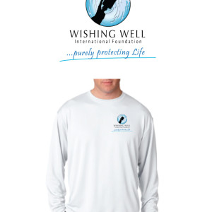 Wishing Well International Foundation Tshirt White