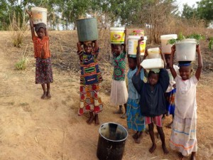 WWIF Issues Challenge to the Safe Water Team