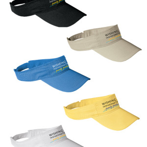 Wishing Well International Foundation Visors