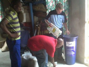 Mpumalanga - Hydraid filters delivered by H2O International Mpumalanga